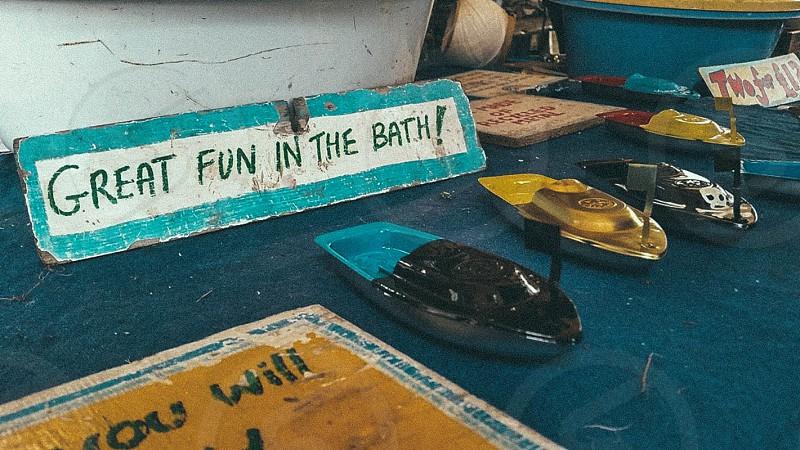 great fun in the bath photo