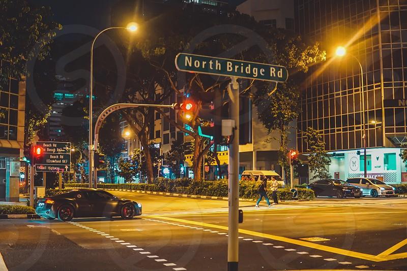 Street of Singapore photo