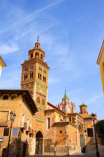 Aragon Teruel Mudejar Cathedral Santa María Mediavilla UNESCO heritage in Spain photo