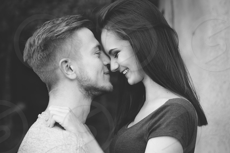 lovers photo