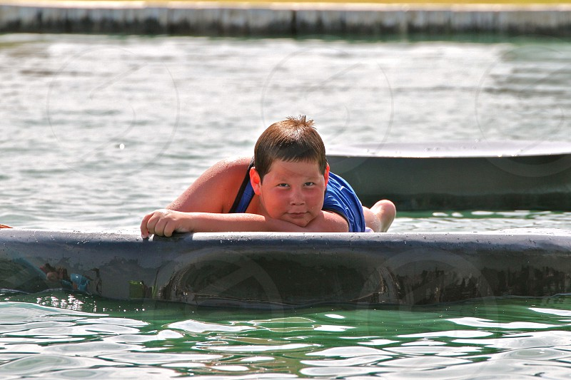 Swim Break photo