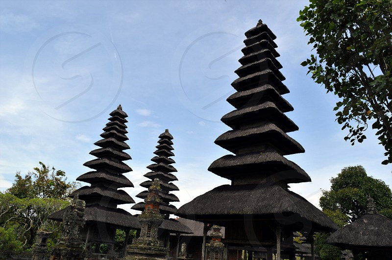 Taman Ayun Bali Indonesia photo