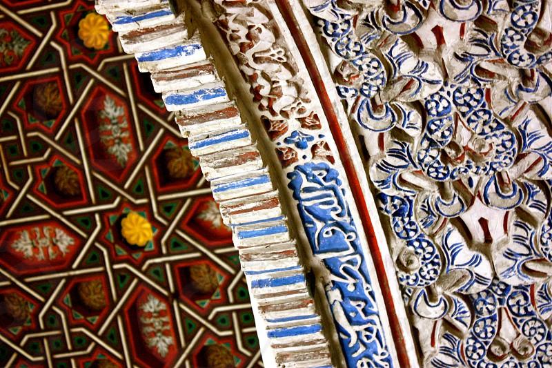Alcázar de Sevilla Andalucía Spain photo