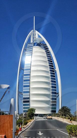 Burj Al Arab - Dubai - UAE photo