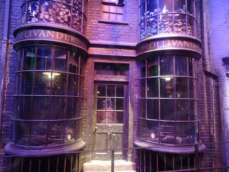 Travel United Kingdom London Harry Potter photo
