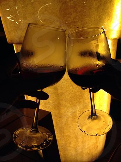 Wine night in Anzani Cebu city Philippines photo