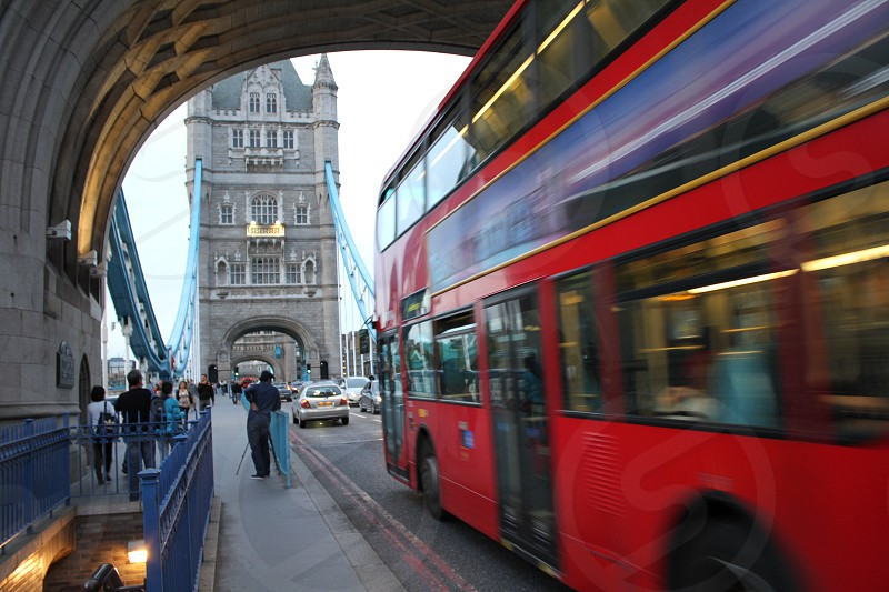 Tower Bridge London photo