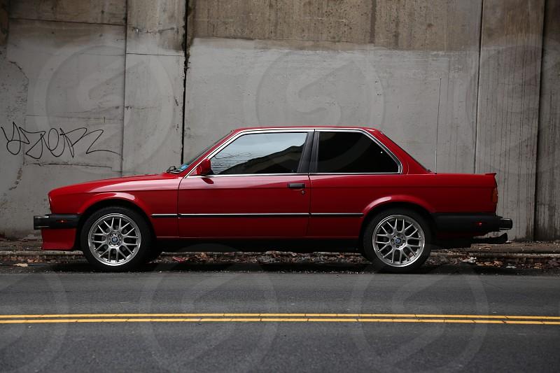 BMW E30 photo