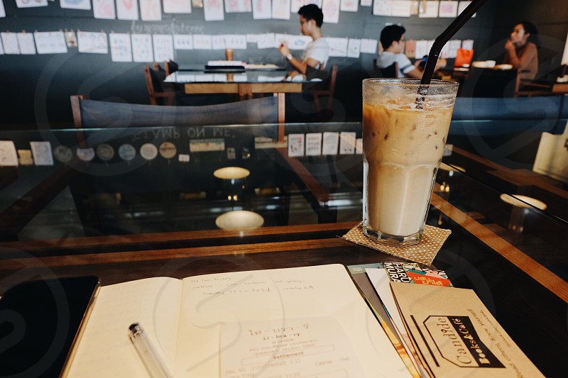 cafe,working photo