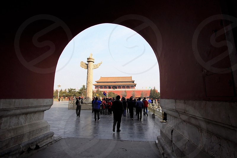 Walking Back in Time (China) photo