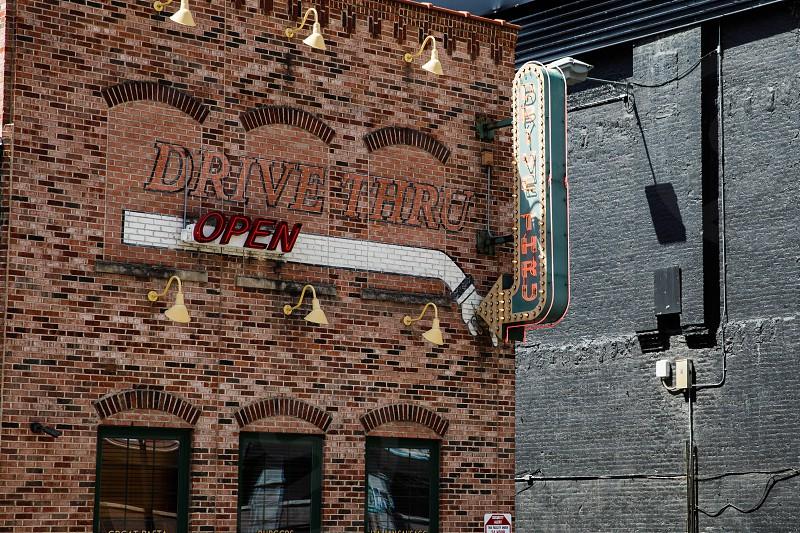Interior of Portillo's in Chicago photo