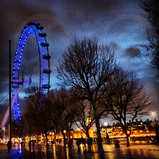 london eye photography  photo