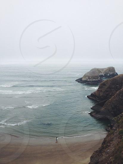 seashore view photo
