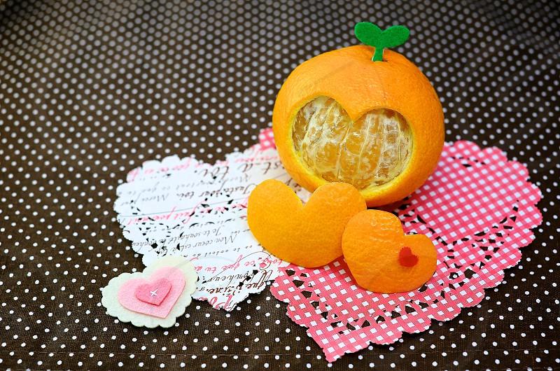 Love Orange♡ photo
