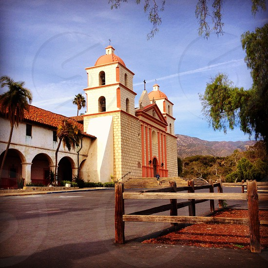 Mission Santa Barbara photo