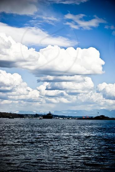 Point Defiance Sound photo
