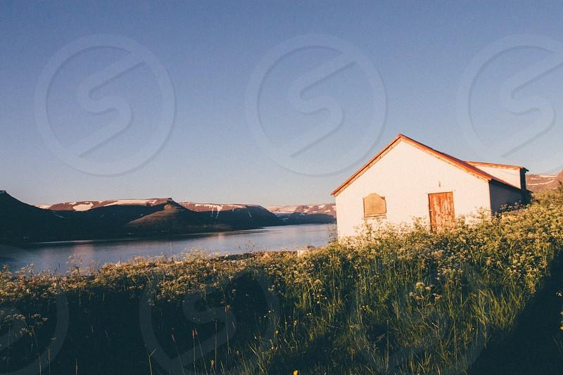 Iceland nature outdoors  photo