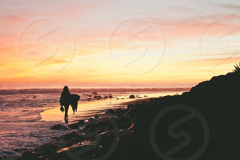 surfing california travel photography photo
