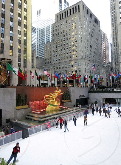 New York City - USA photo