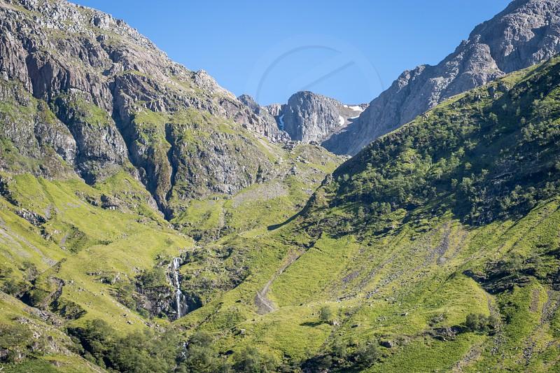 rocky mountains photo