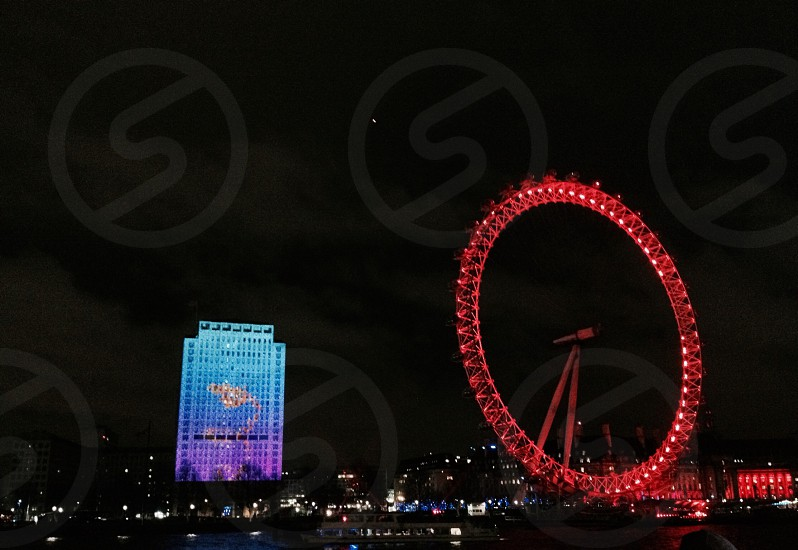 London's New Year photo