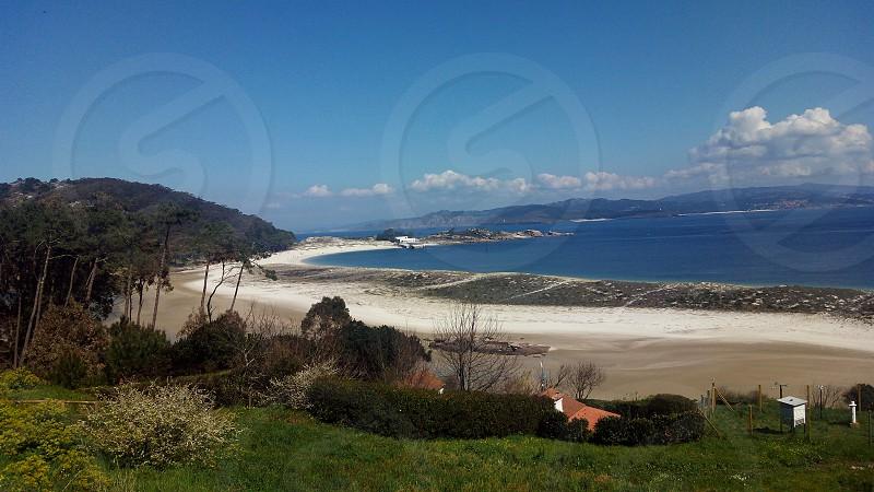 Islas Cíes Spain photo