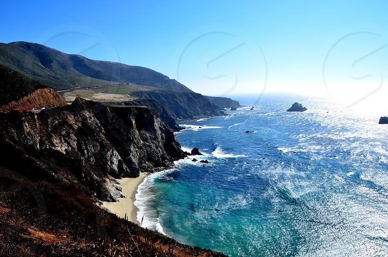 Big Sur CA photo