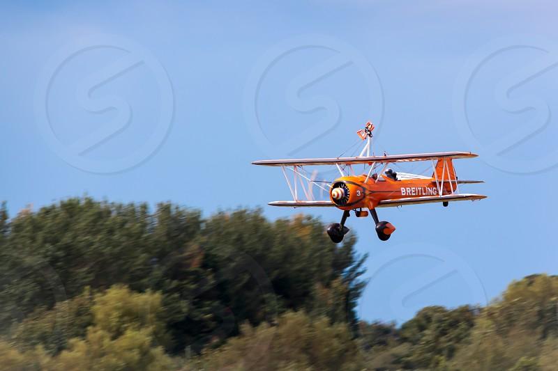 Breitling Wingwalker - Boeing Stearman photo