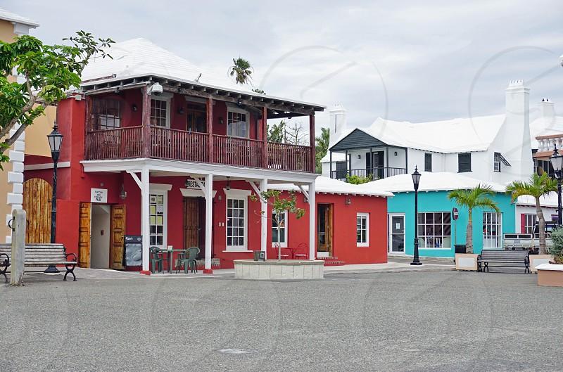 St George's in St George Parish Bermuda photo