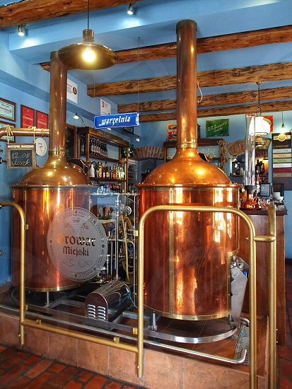 City brewery photo