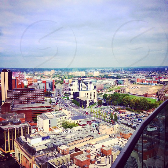 City heights  photo