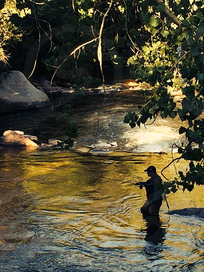 Boulder fishing photo