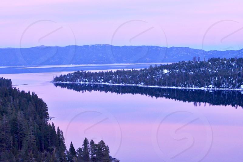Lake Tahoe CA photo
