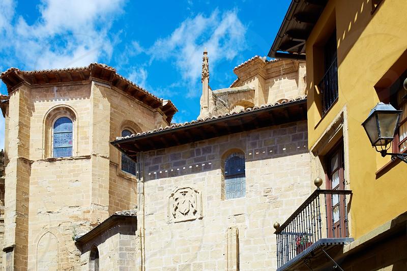 The way of Saint James by Santo Domingo de la Calzada La Rioja photo