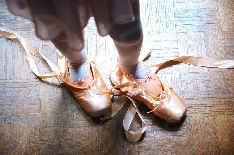 Ballet child dance photo