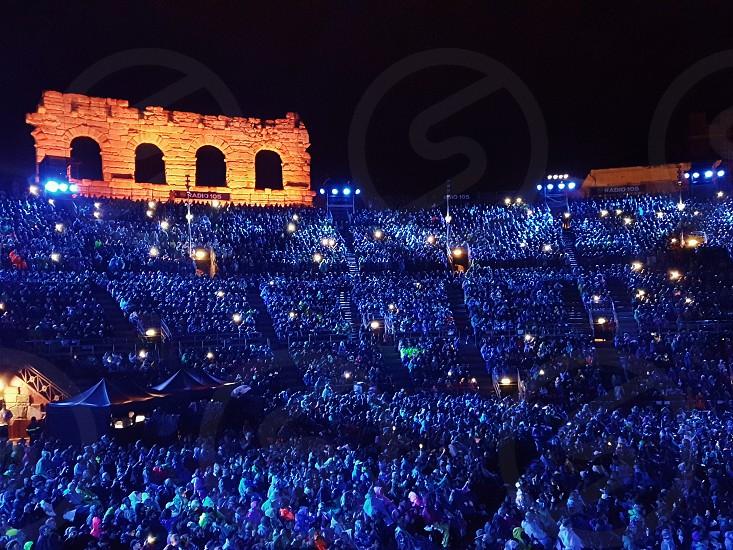 Arena di Verona music festival photo