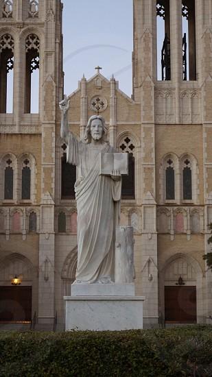 Church Statuary photo