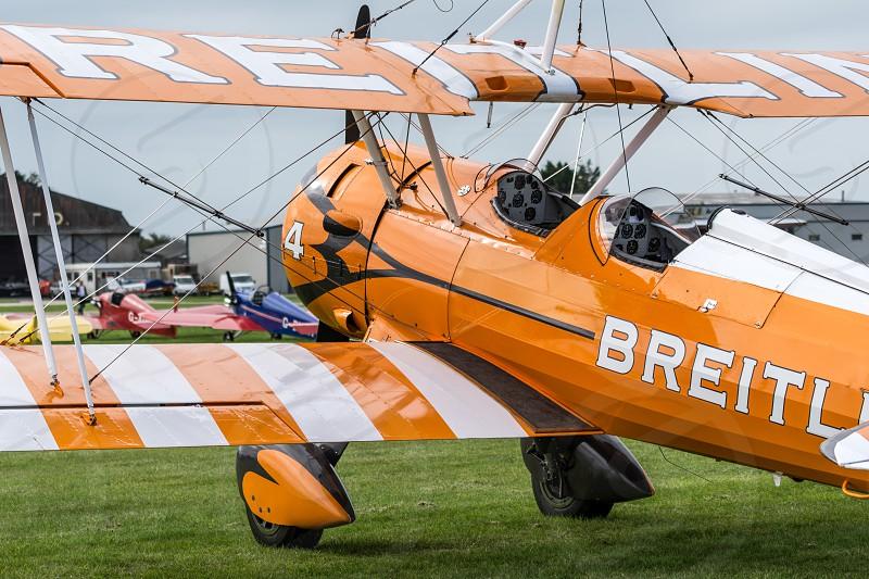 Breitling Wingwalkers Boeing Stearman photo