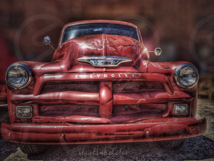 #classic #chevrolet #apache 310 photo