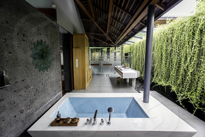 Bali bathroom photo