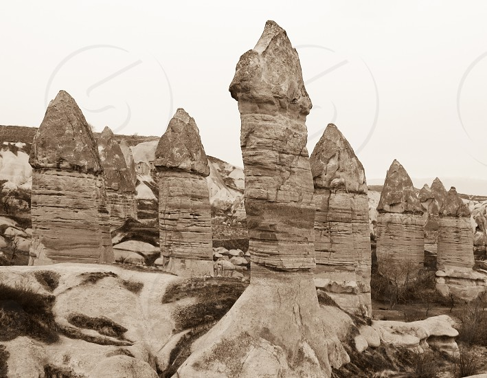 hoodoo Kapadokya photo