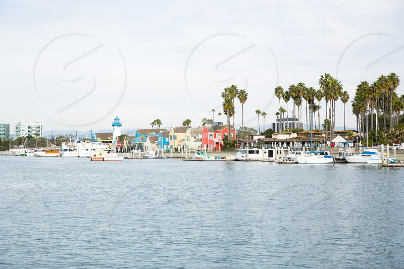 Marina del Rey California photo