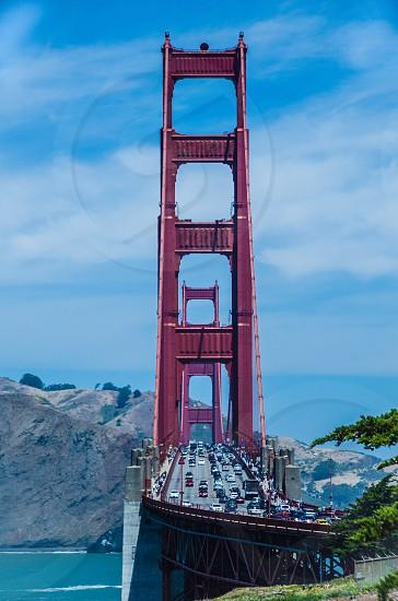 Gold Gate Bridge photo