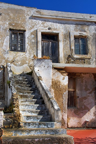 An Empty House in Naxos. photo