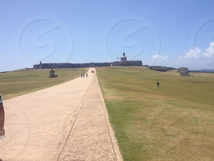 El Morro in San Juan Puerto Rico!  photo