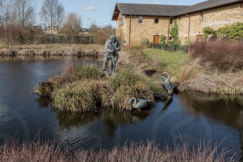 Wetland Centre Barnes London photo