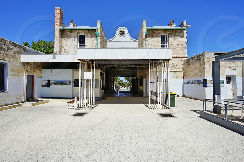 Fremantle Prison - Perth photo