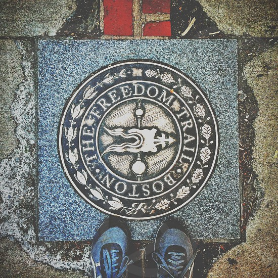 The Freedom Trail. photo