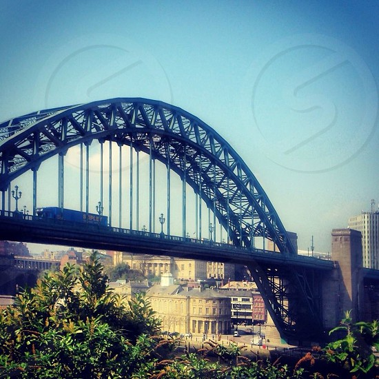 Newcastle bridge photo