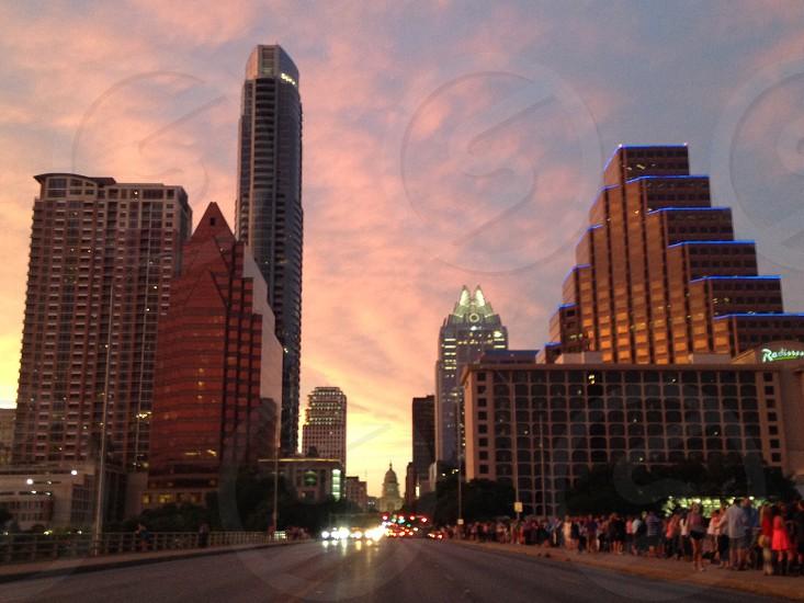 Austin Texas South River city photo